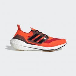 Adidas Ultraboost 21 roja FZ1924