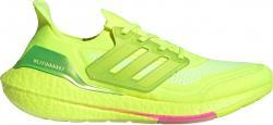 Adidas Ultraboost 21 verde fy0848