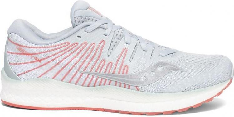 Saucony Saucony Liberty Iso 2 mujer gris s1051045