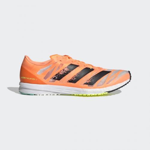 Adidas Adizero Takumi Sen 7 naranja FY0341