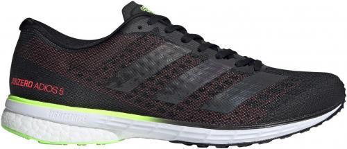 Adidas Adizero Adios 5 negra eg4659