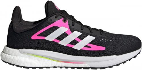 Adidas Solarglide Mujer negra fy1115